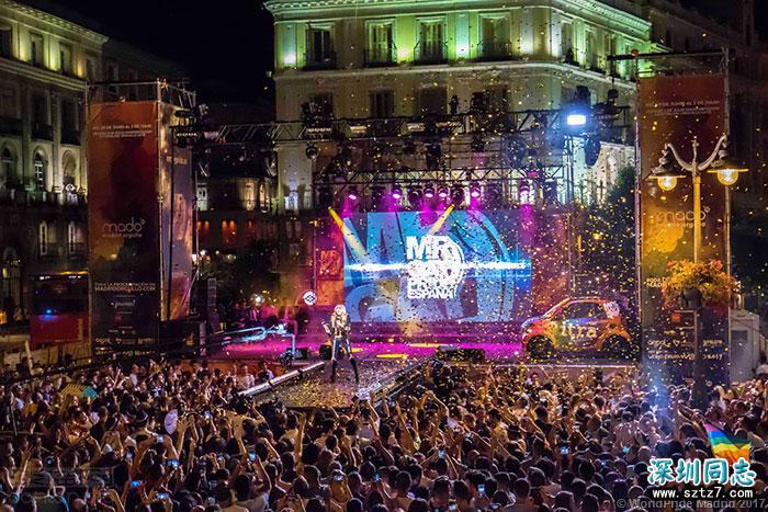 世界骄傲节:无论你爱谁,马德里都爱你