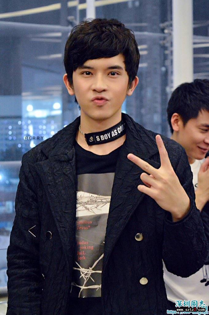 泰国帅气可爱的小哥哥