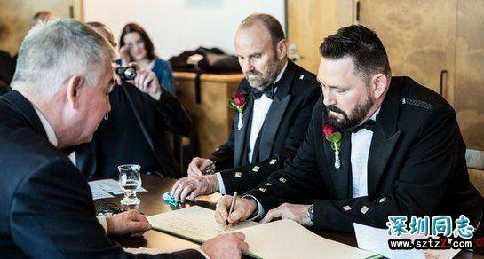 LGBTI的期待日已至 澳同性伴侣可举行合法化婚礼