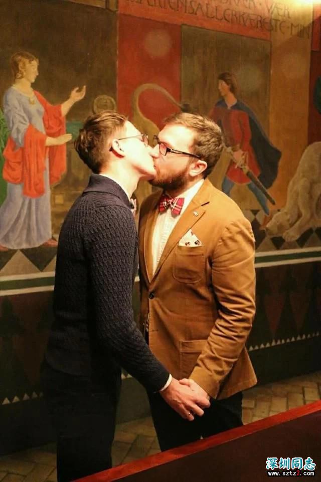 一俄罗斯男子发现同性结婚新法律漏洞