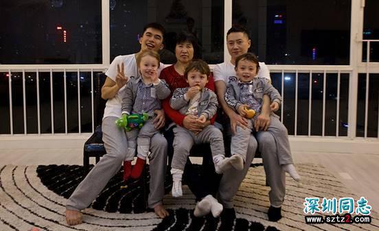 这对女同性恋不仅结婚还生了孩子,谁当爹谁当妈,网友评论炸了