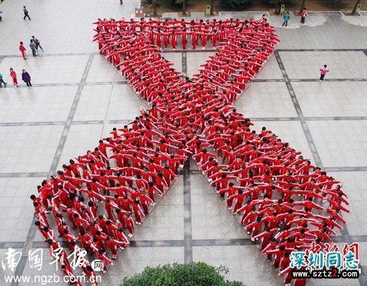 驻邕高校艾滋病报告病例上升!男男同性传播途径达72%