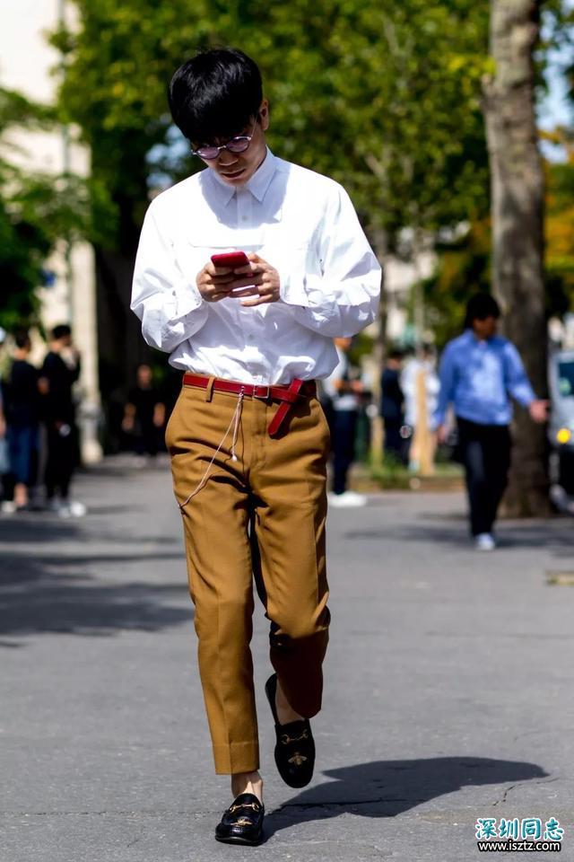搭配技巧:教你怎么把长袖衬衫穿得讨人喜欢