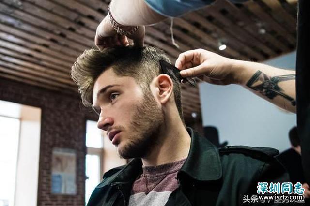 男生剪发,不说这3句话,剪的发型才帅!