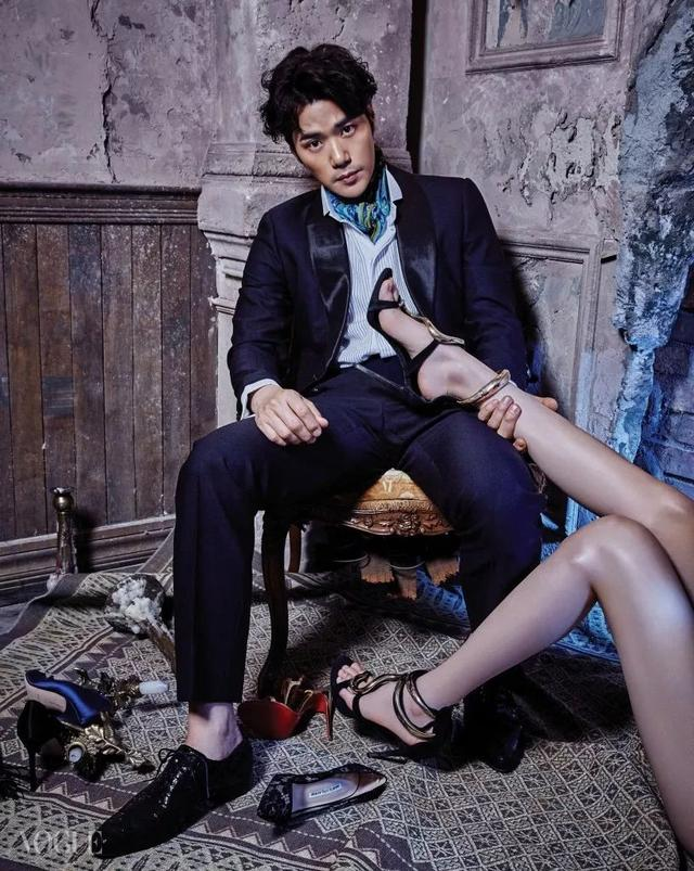 两个非常好看的韩国艺人,怎么就没火呢?