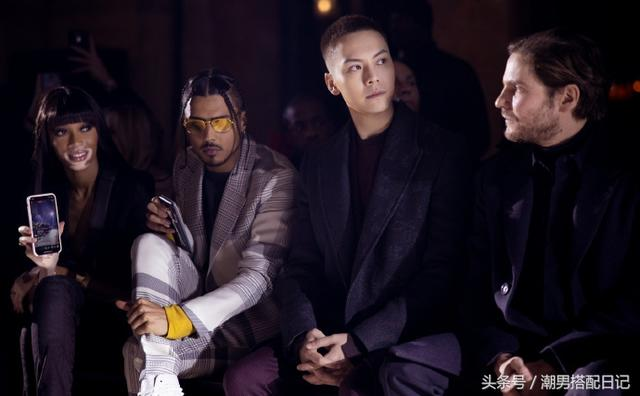 个性独立又可爱的天蝎座,33岁陈伟霆穿搭中透露着自己的独特