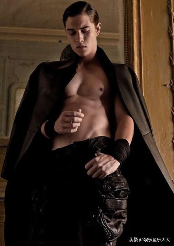 巴西男模肌肉写真