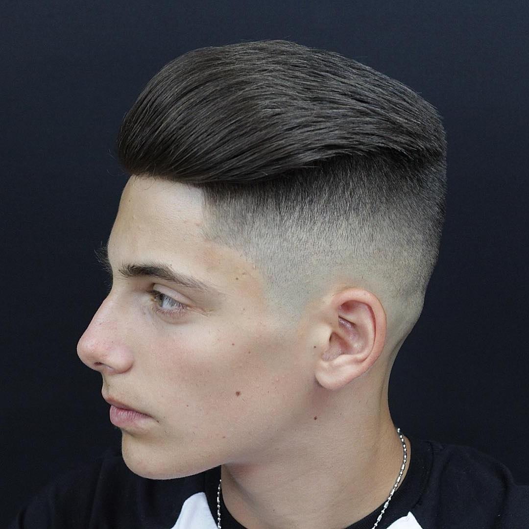 越剪越时髦的男生发型12款,不管长短都帅气,干净显精神